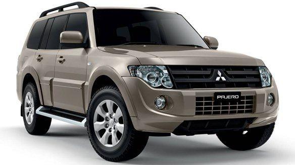 Mitsubishi Montero Limited O Pajero