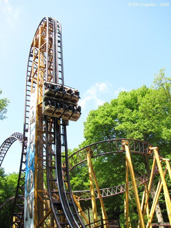 Falcon duinrell netherlands amsterdam pinterest for Amusement park netherlands
