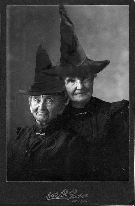 Wicked witches.. Lol