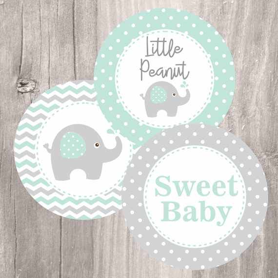 photo regarding Free Printable Elephant Baby Shower titled Resultado de imagen para totally free printable elephant little one shower