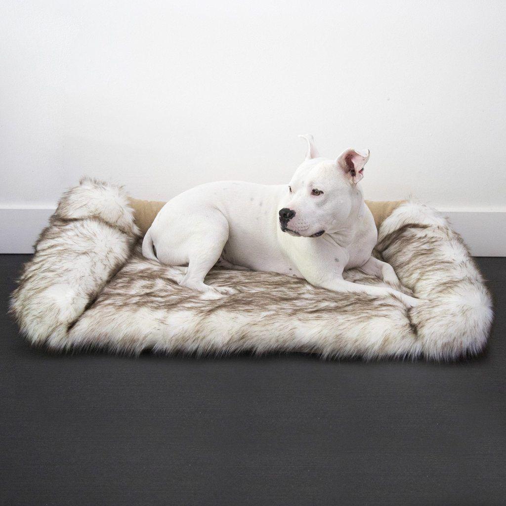 Animals Matter Faux Fur Shag Sydney Orthopedic Luxury Dog