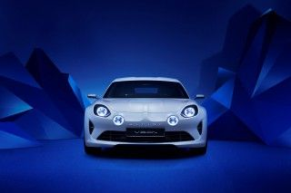 Renault S 60 000 Alpine Vision Concept 13khaki Concept Cars