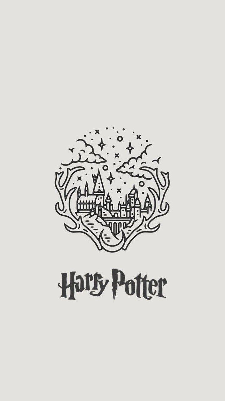 This Is A Really Nice Picture And I Love It But If It Had A Tint Of Colour Harry Potter Tattoos Harry Potter Drawings Harry Potter Wallpaper