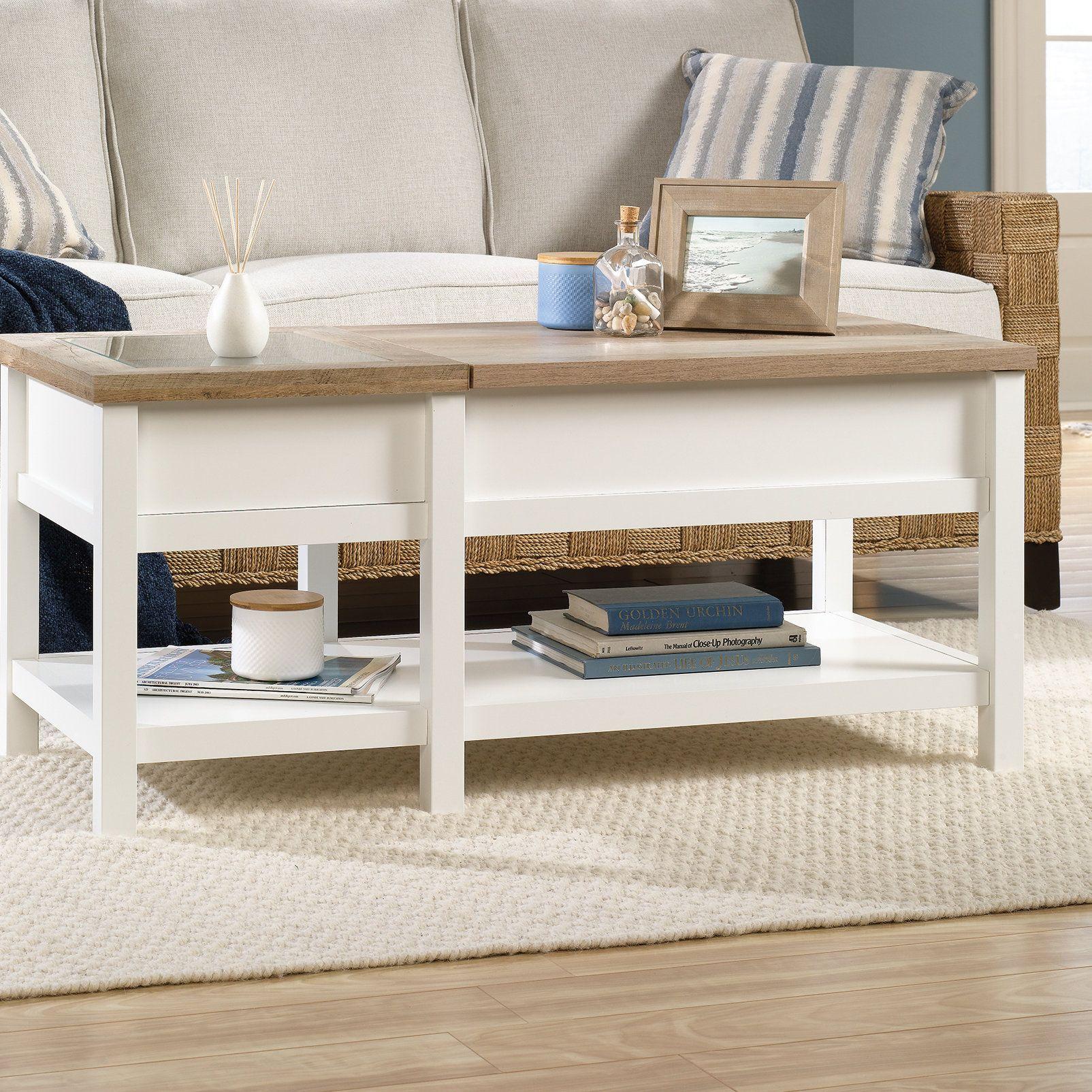Myrasol Lift Top Extendable Frame Coffee Table With Storage Coffee Table Lift Top Coffee Table Coffee Table With Storage [ 1604 x 1604 Pixel ]