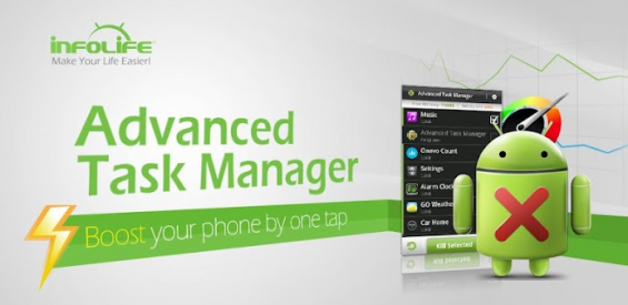 Android Task Manager Advanced Task Manager Pro Paid v5.1