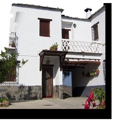 Balcón de Válor. Casas rurales La Alpujarra, Granada. Sierra Nevada.
