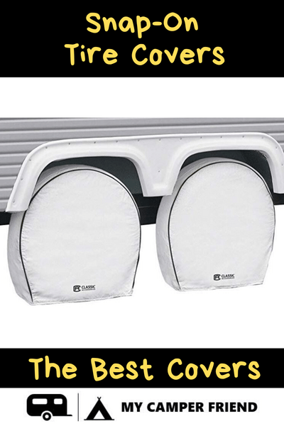 Snap On Tire Covers In 2020 Tire Cover Rv Cover Cover
