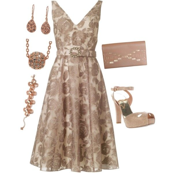 Rose Rose Gold created by rebeccahorn on Polyvore Im Gonna