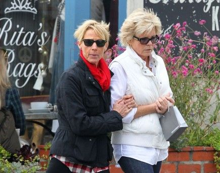 Congrats to Meredith Baxter and Nancy Locke on their recent ...