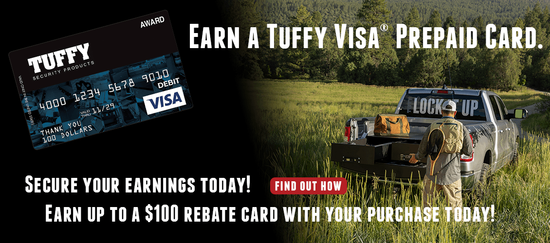 Tuffy Security Products In 2020 Visa Debit Card Visa Card Truck Accessories Ford
