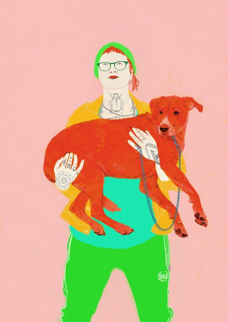 Anna Higgie | Illustrator | Central Illustration Agency