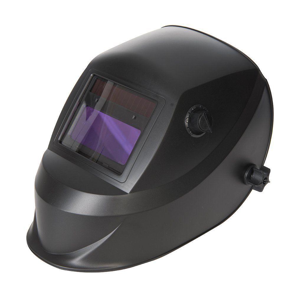 Welding Helmet Auto Darkening Variable and Grinding DIN 4