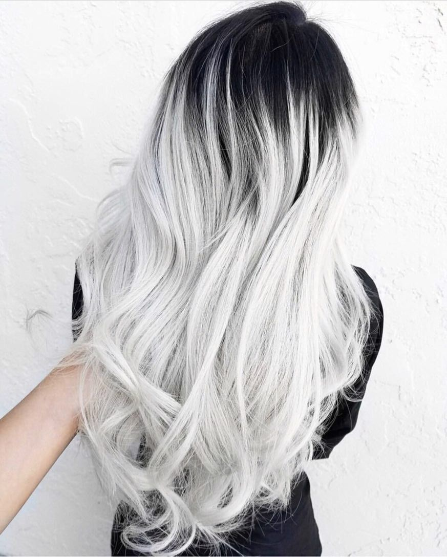 Tag a friend who would love this color! | @theniksters | Hairstyles ...