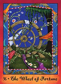 Tarot Cards & Meanings