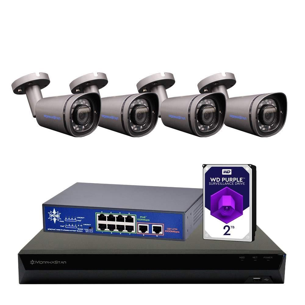 Morphxstar Best Home Security Ip Camera System Best Security Camera System Best Home Security Security Camera System