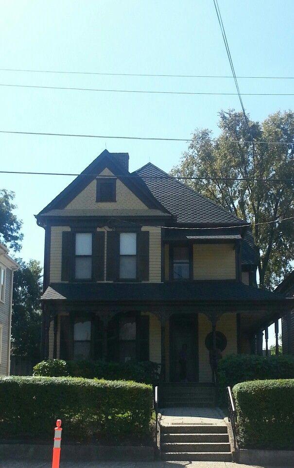 Birth house of Martin Luther King Jr in Atlanta, GA