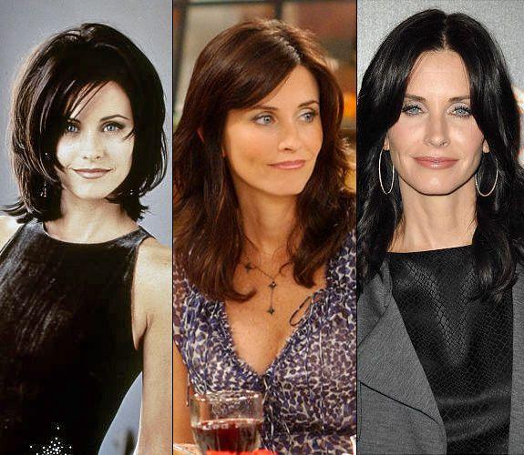 Monica Friends Season 7 Monica Friends Hair Styles Monica Geller