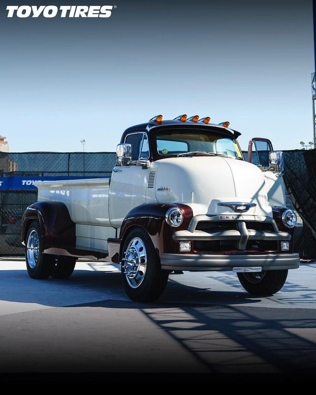 Mack Truck Rod Before And After: Vintage Truck & Hot Rod Fan