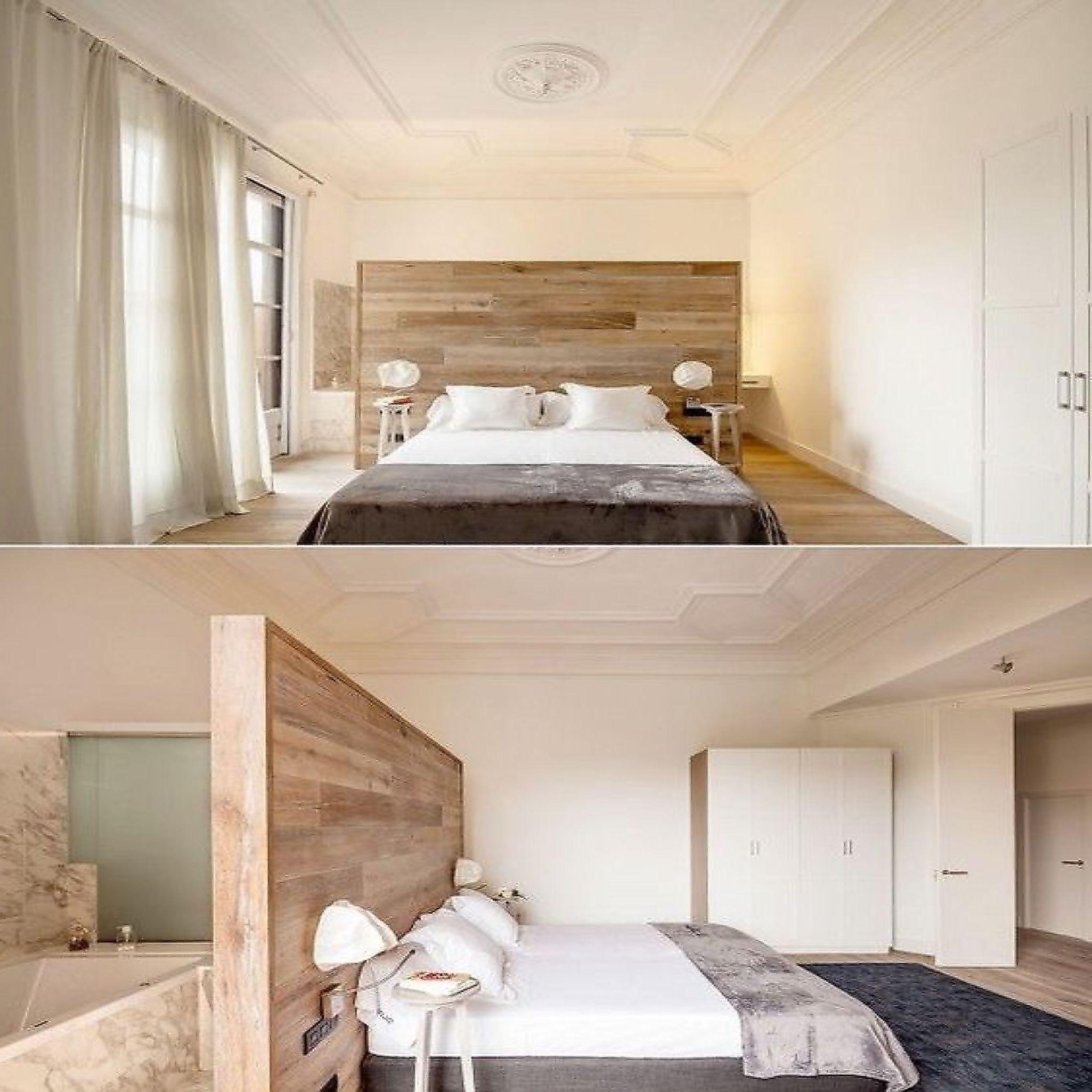 46 Beautiful Bedroom Door Design Ideas in 2020   Rustic ...