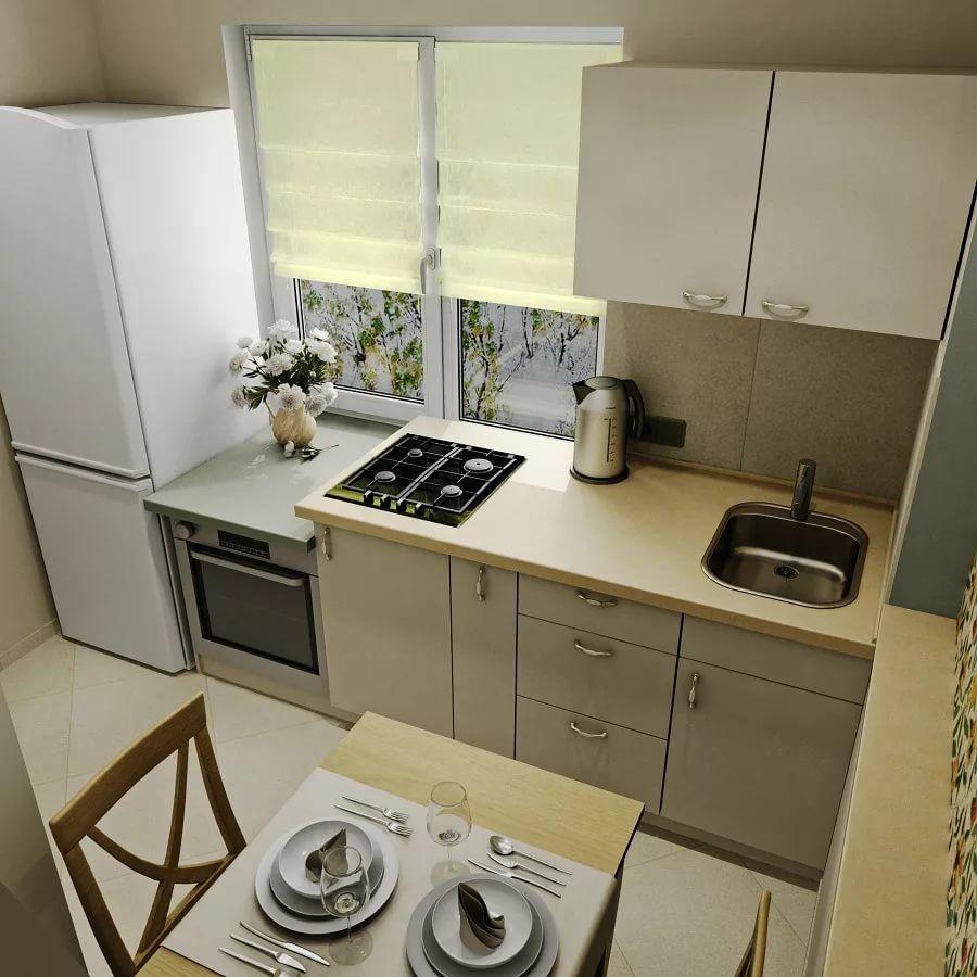маленькие кухни 4.5 квадратов дизайн фото хрущевка: 7 тыс изображений  найдено в Яндекс.Картинках