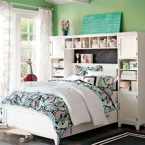 Fotos De Habitaciones Para Chicas Con Ideas Para Que Te Inspires - Dormitorios-chicas