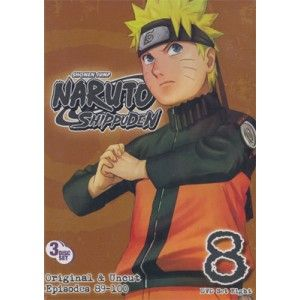 Naruto Shippuden Set 8 Naruto Shippuden Naruto Merchandise Anime Dvd