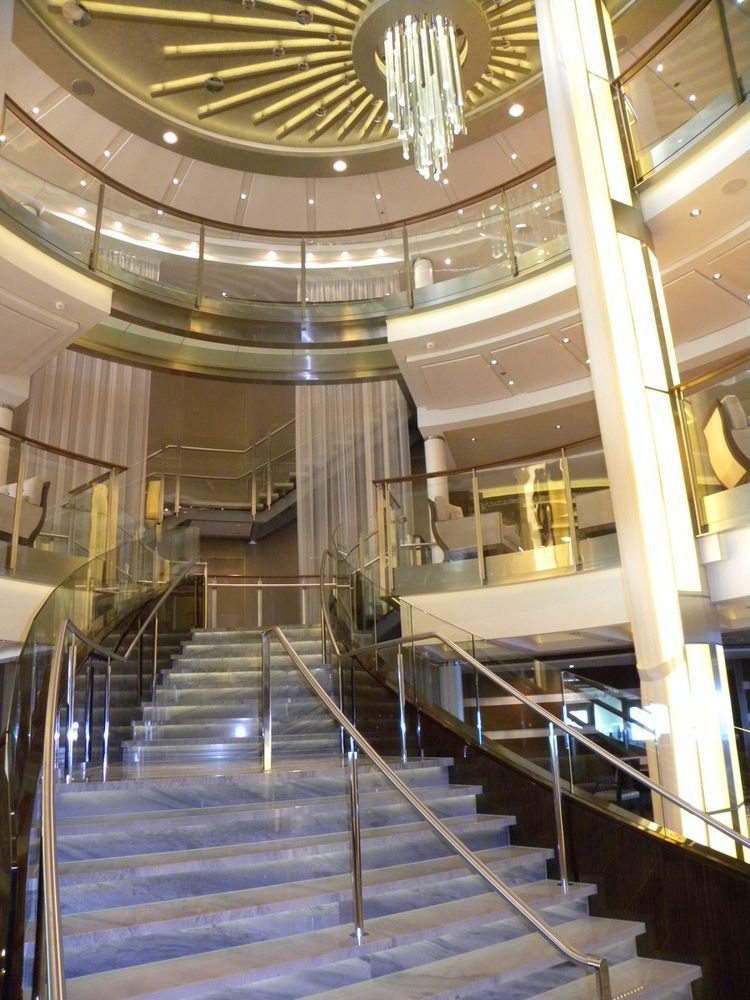 Celebrity Eclipse Cruise Ship Interior Photos With Images