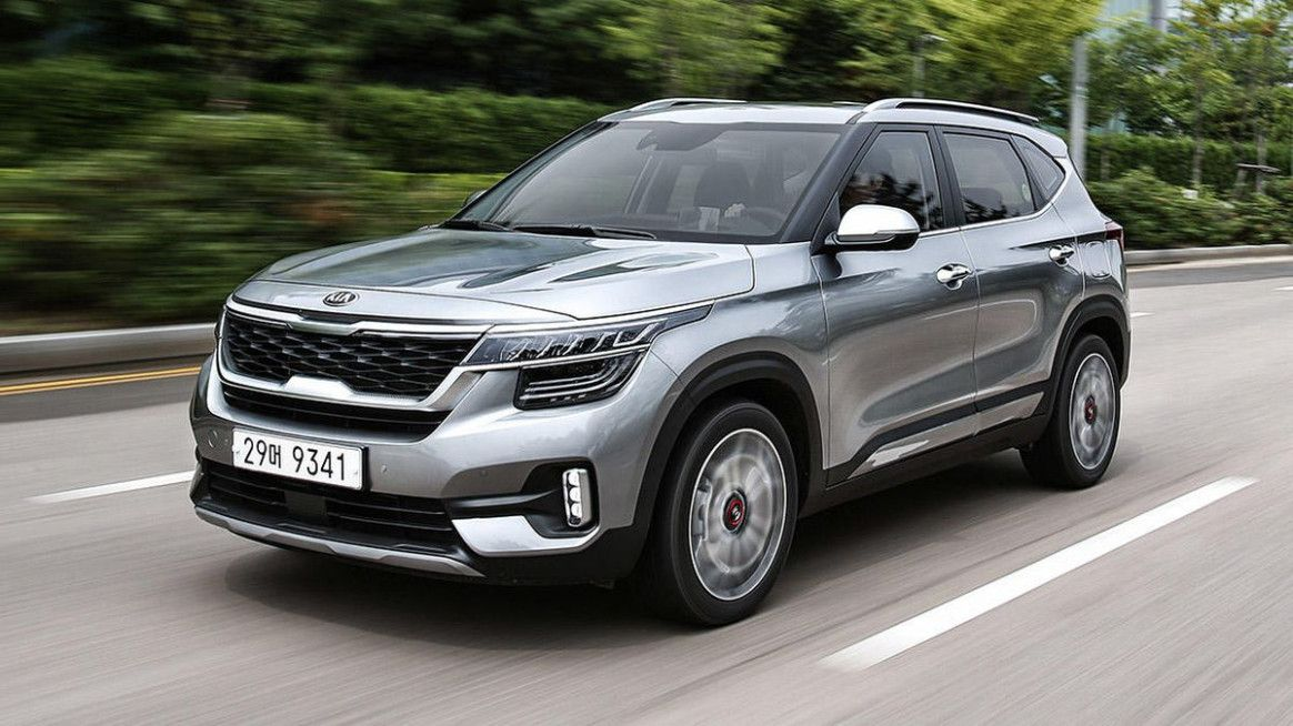 2020 Kia Crossover in 2020 New suv, Small suv, Suv