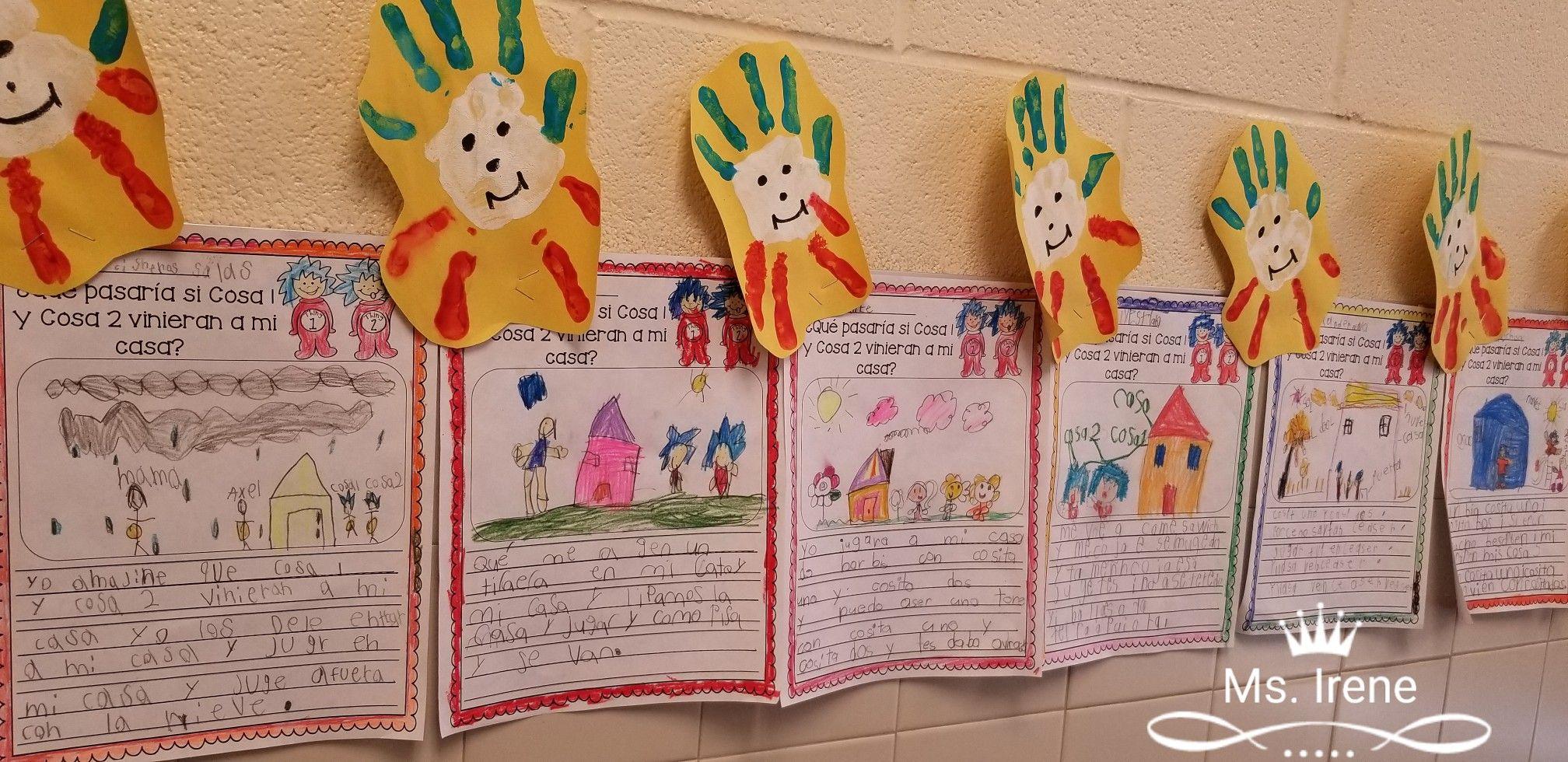 Hermosa Plantilla De Papel De Escritura De Kindergarten Bosquejo ...