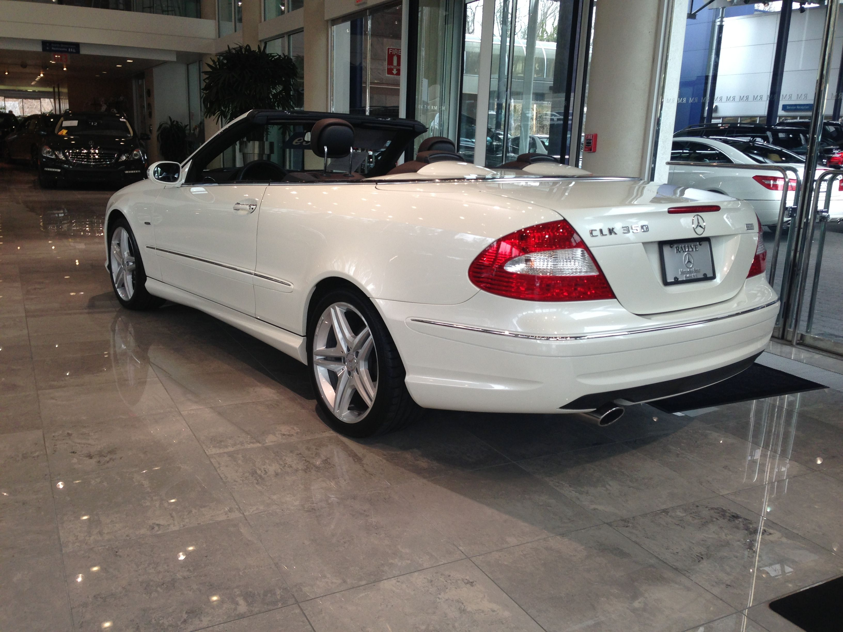 2009 Mercedes Benz Clk350 Grand Edition With Images Mercedes