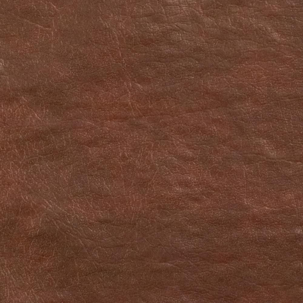 Faux Leather Buffalo Brown Print Fall Home D 233 Cor