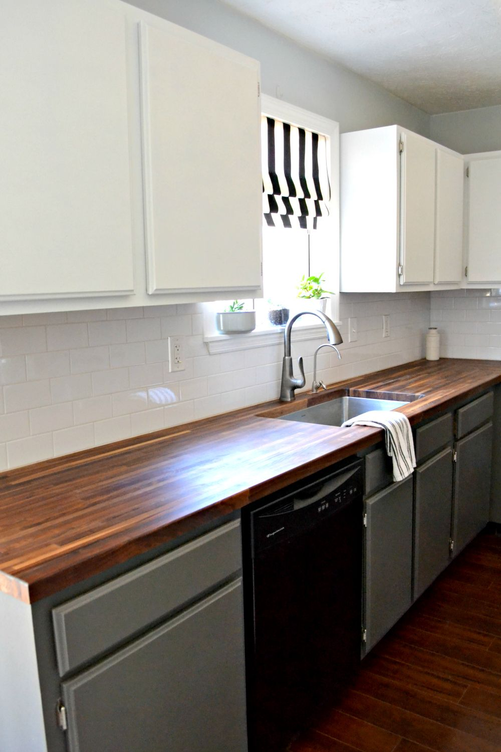 How to Paint Cabinets Without Sanding | Old kitchen ...