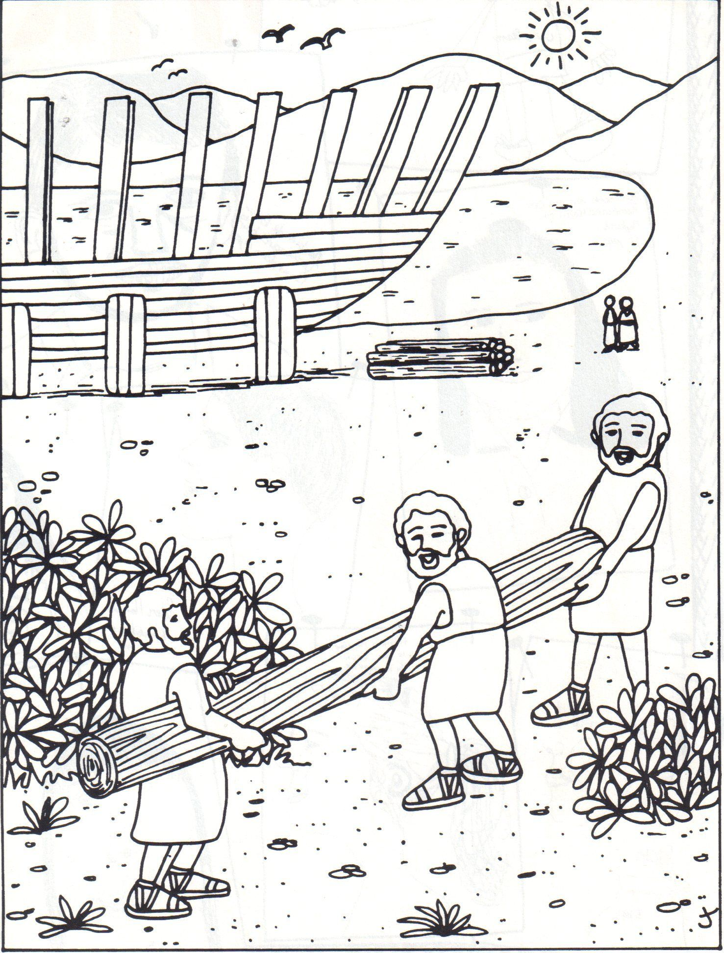 Bible Ot Noah S Ark Image By Heather Mccary