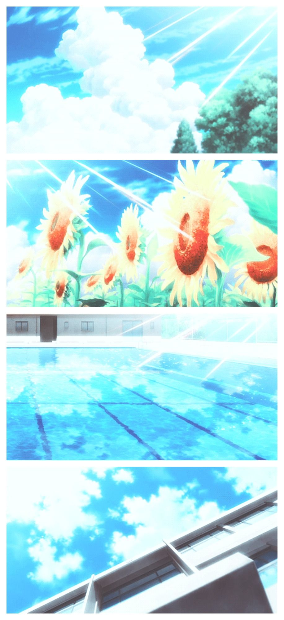 Ao haru ride episode 12 sceneries blue springs ride
