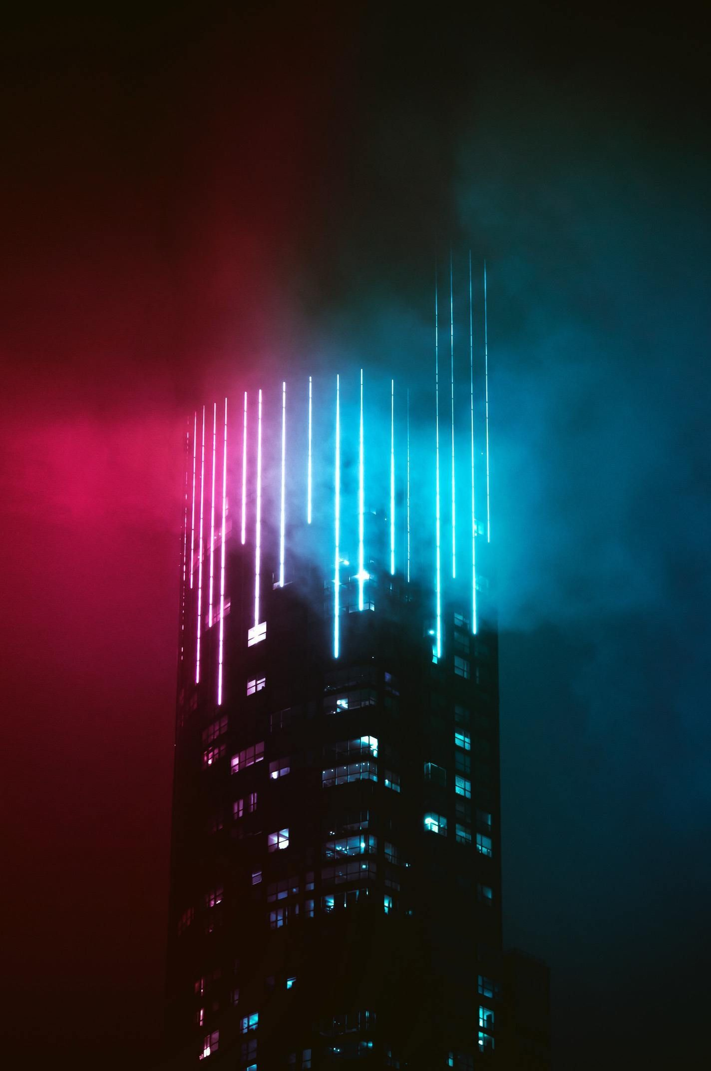 50 Free Trendy Neon Wallpapers For iPhone (HD Download