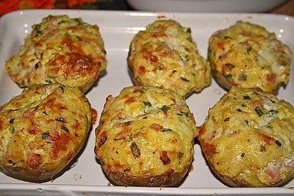 Gefüllte Kartoffeln von Dine | Chefkoch