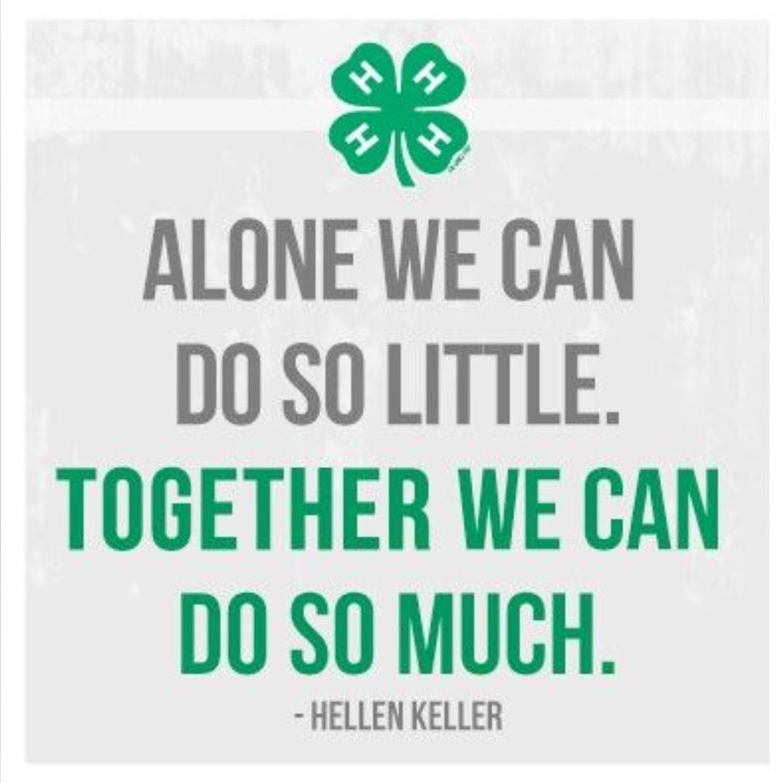 4 H Quotes Pinjennifer Buttery Freeburg On Stall Decorating Social Media