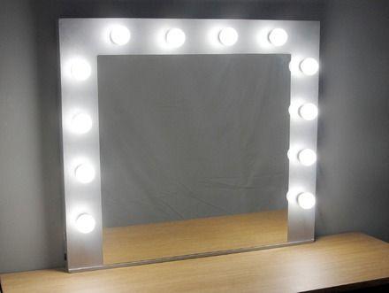 Miroir Avec Lumiere Integree