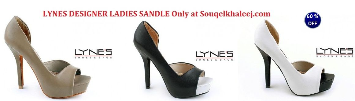 Special Offer For #Ramadan!!! LYNES DESIGNER #LADIES_SANDLE (S14-EH09)!!! Shop Now ➜ http://goo.gl/2O8jIm