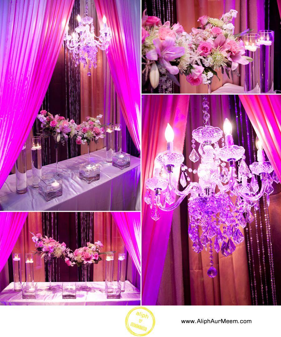 Wedding decorations for hall  decors  Desi Wedding  Pinterest