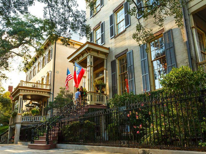 9 Best Hotels In Savannah Georgia