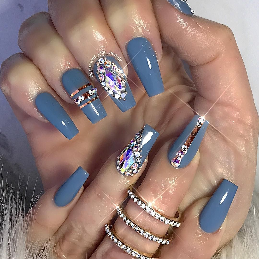 1,397 Likes, 17 Comments - ✨LUXURY NAIL LOUNGE ...