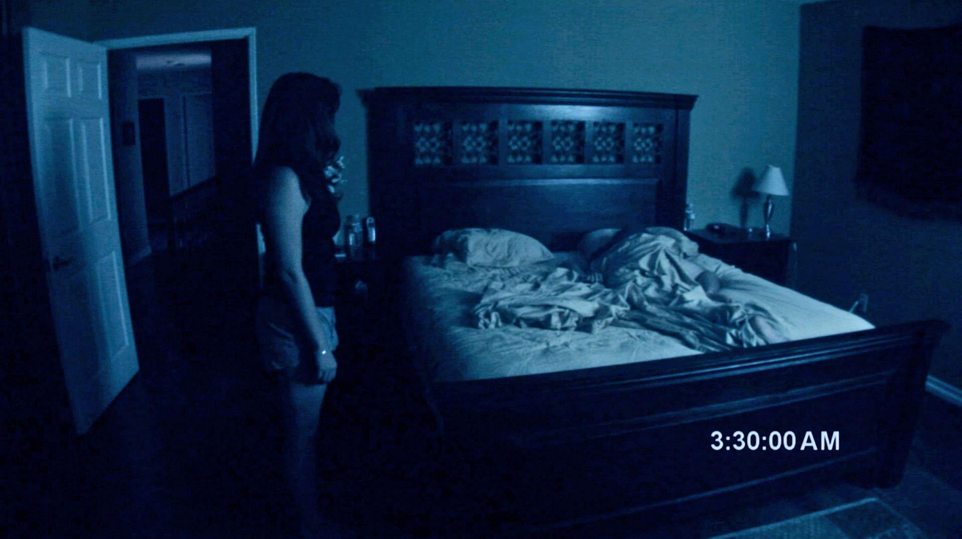Rezultat iskanja slik za paranormal activity 2007