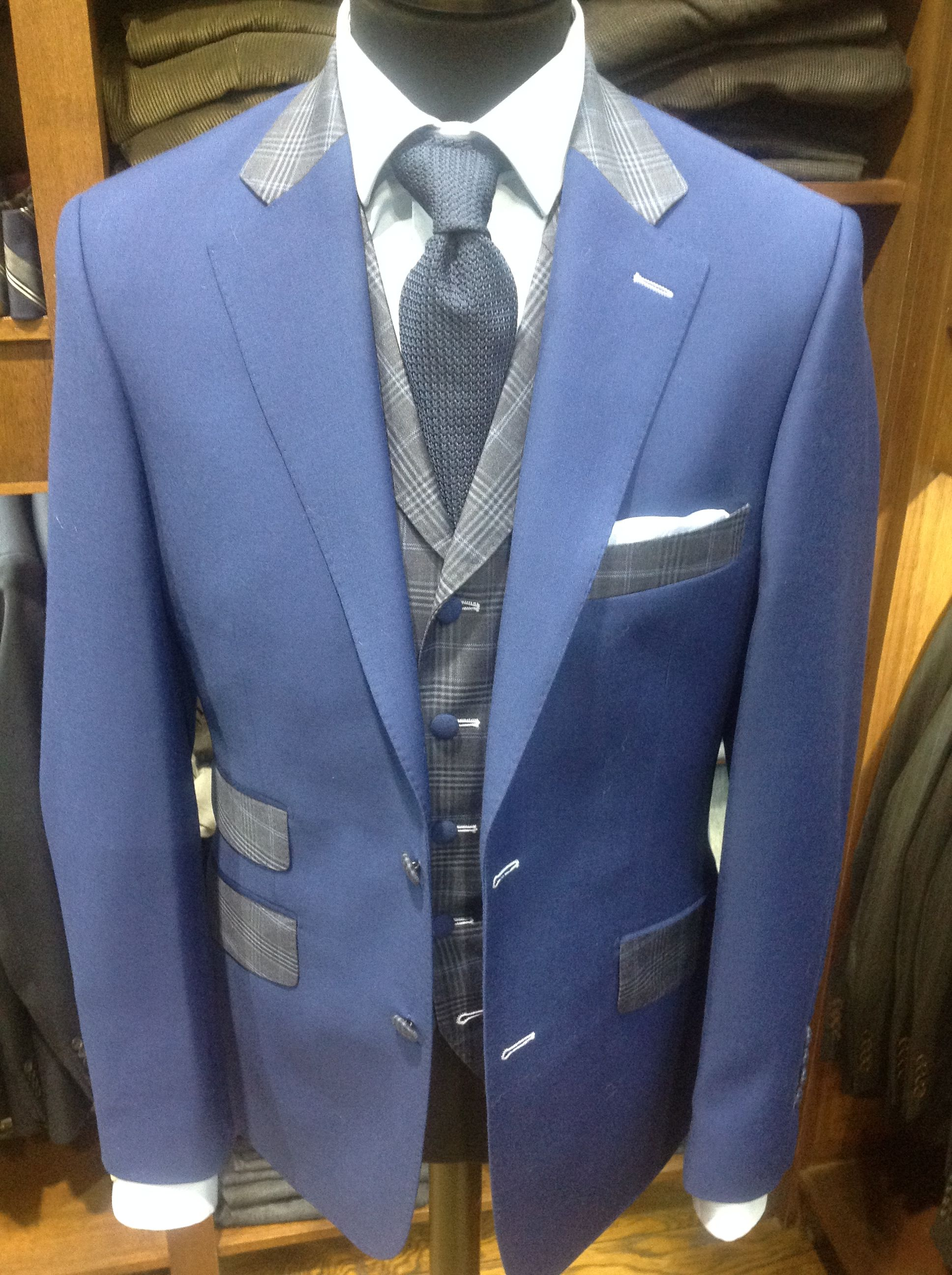 Pin by North Gentlemans Outfitters on Made to Measure by