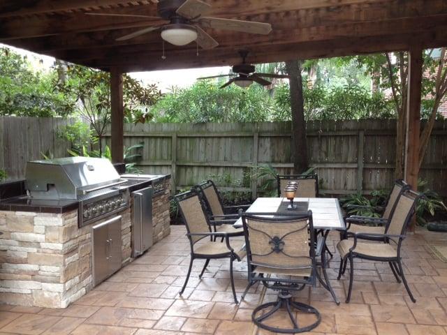 Photos For Increte Of Houston Yelp Outdoor Decor Patio Photo