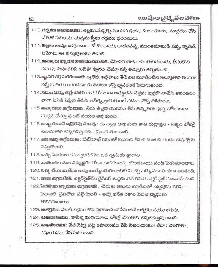 Telugu Web World Pdf Ebooks  Home Remedies