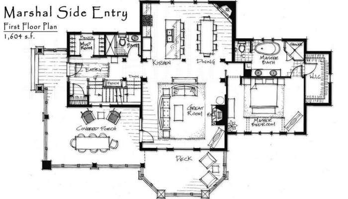 Timber Frame Homes | The Marshal | Timberbuilt | dream home
