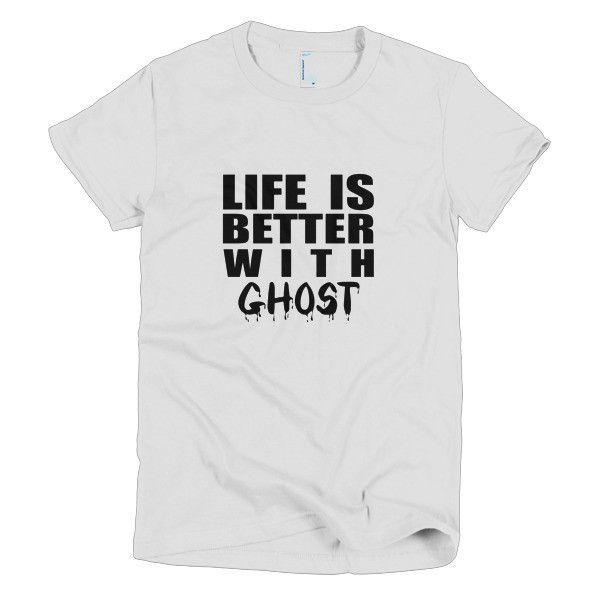 Better Life Short sleeve women's t-shirt
