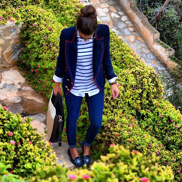 Look navy en el post de hoy - @1sillaparamibolso- #webstagram