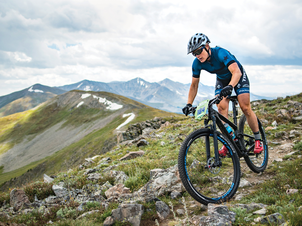 Colorado Mountain Bike Race